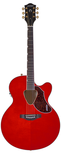 VIOL�O RANCHER JUMBO CUTAWAY GRETSCH G5022CE ACOUSTIC COLLECTION - 271-4022-522 - SAVANNAH SUNSET
