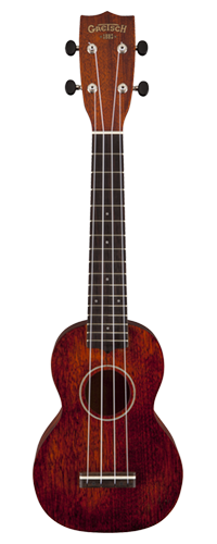 UKULELE GRETSCH G9100-L SOPRANO LONG NECK - 273-0021-321 - NATURAL