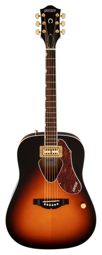 VIOL�O RANCHER DREADNOUGHT GRETSCH G5031FT ACOUSTIC COLLECTION - 271-4031-552 - SUNBURST