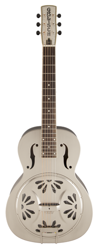 RESONATOR GRETSCH BOBTAIL G9231 ELETROACUSTICO STEEL SQUARE-NECK - 271-6023-000 - PUMP HOUSE ROOF