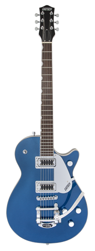 GUITARRA GRETSCH G5230T ELECTROMATIC JET FT SINGLE CUT W/ BIGSBY - 250-7210-502 - ALEUTIAN BLUE