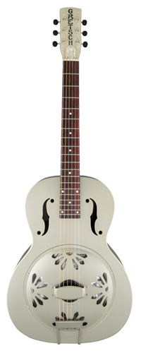 RESONATOR GRETSCH HONEY DIPPER G9201 ELETROACUSTICO BRASS ROUND-NECK - 271-7013-000 - PH ROOF