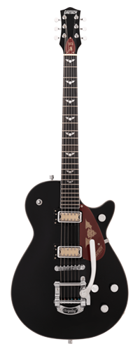 GUITARRA GRETSCH G5230T NICK 13 SIGNATURE ELETROMATIC TIGER JET W/ BIGSBY - 250-8310-506 - BLACK
