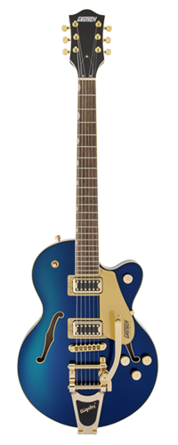 GUITARRA GRETSCH G5655TG ELECTROMATIC JUNIOR C.BLOCK S.CUTAWAY BIGSBY 250-9700-551 AZURE METALLIC