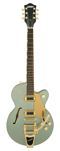 GUITARRA GRETSCH G5655TG ELECTROMATIC JUNIOR C.BLOCK S.CUTAWAY BIGSBY 250-9700-553 ASPEN GREEN