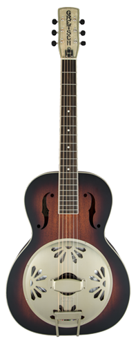 RESONATOR GRETSCH ALLIGATOR BISCUIT G9241 ELETROACUSTICO ROUND-NECK - 271-8015-503 - 2-TSB