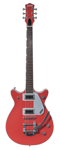 GUITARRA GRETSCH G5232T ELECTROMATIC JET FT DOUBLE CUT W/ BIGSBY - 250-8210-540 - TAHITI RED