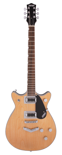 GUITARRA GRETSCH G5222 ELECTROMATIC JET BT DOUBLE CUT V-STOPTAIL - 250-9310-521 - AGED NATURAL