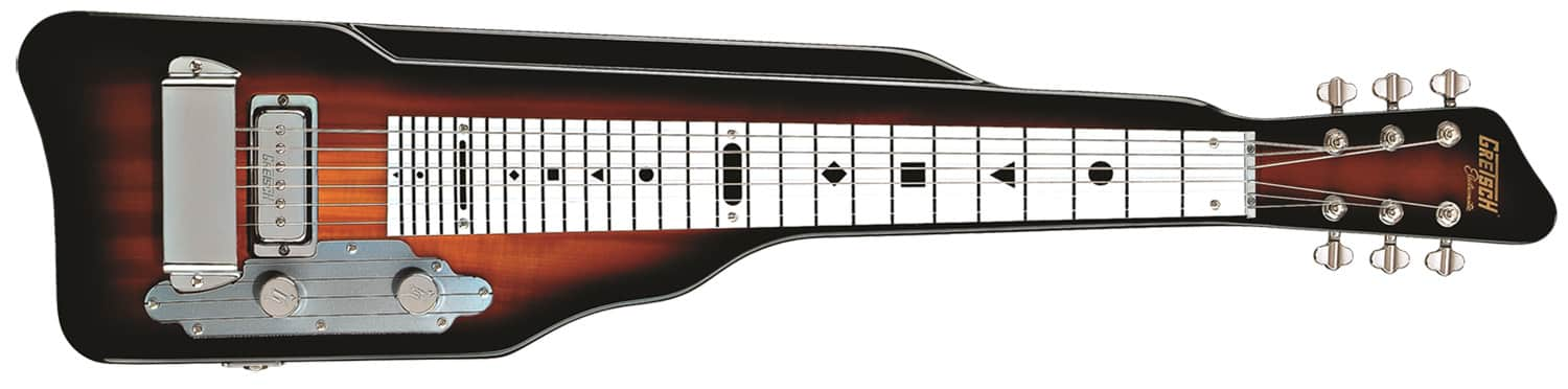 LAP STEEL GRETSCH G5700 ELECTROMATIC COLLECTION - 251-5902-552 - TOBACCO SUNBURST